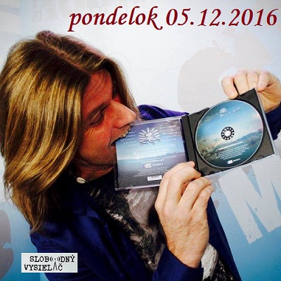 O novom albume Schizoemphatic v Radiu Slobodny Vysielac