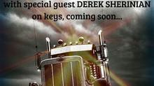 Derek Sherinian's key's in our new single ¨Stuck in the truck¨. Release 23.04.2021  Don't miss it!