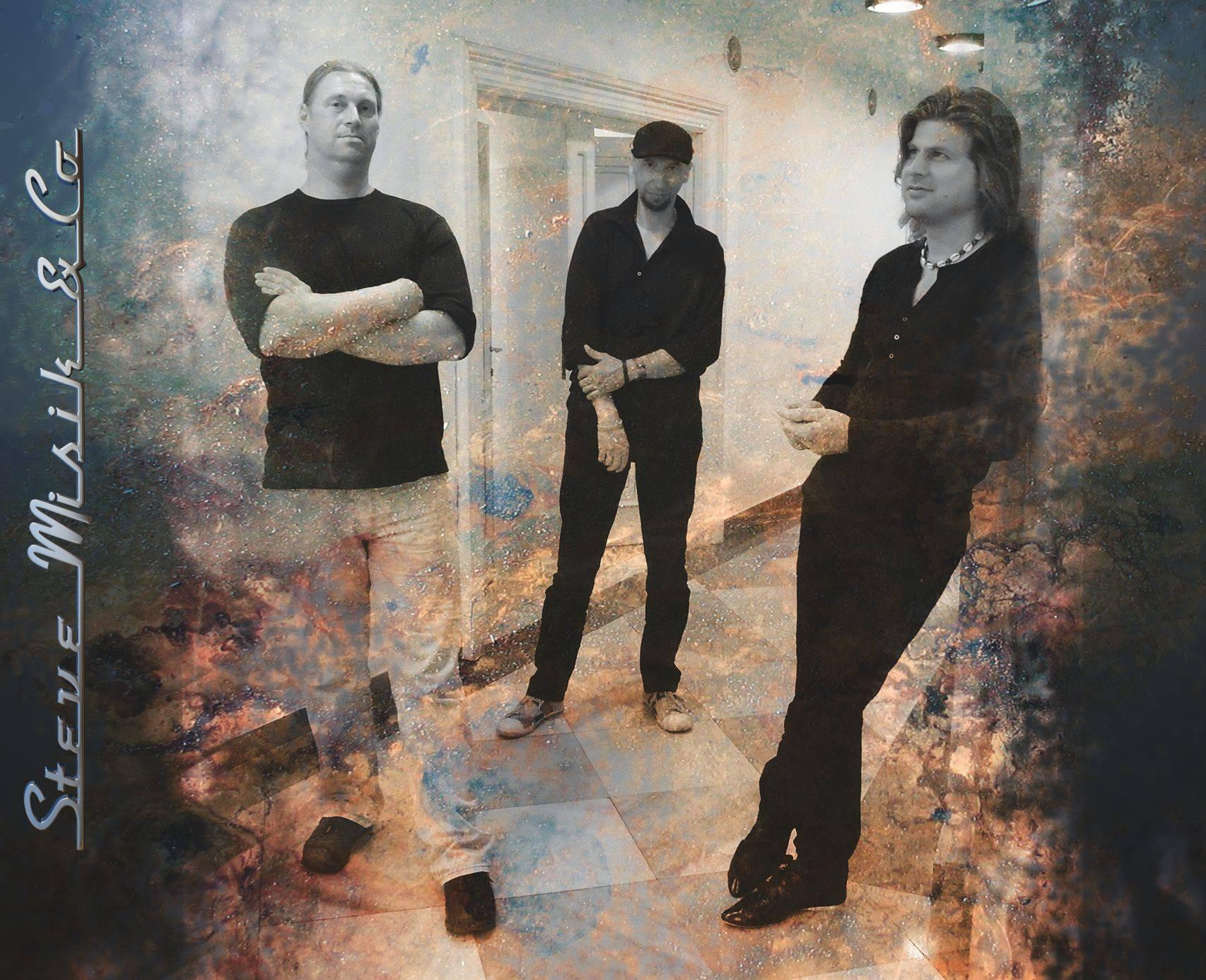 Steve Misik & Co. CD cover inside