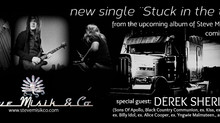 Special guest - Derek Sherinian's keys in our new single Stuck in the truck.