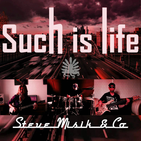 New quarantine single ¨Such is life¨ is out now! Check out the lyric video, it's awesome!