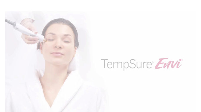 Information about Cynosure Tempsure Envi machine