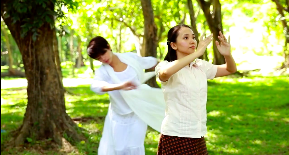 Sacred Space (Short Dance Film) with Ea Torrado, 2014