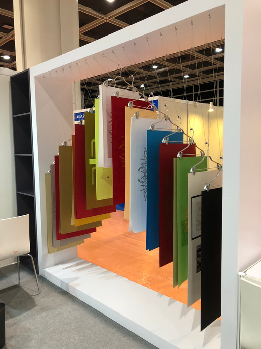 Acumen Booth Design (Retail Expo)