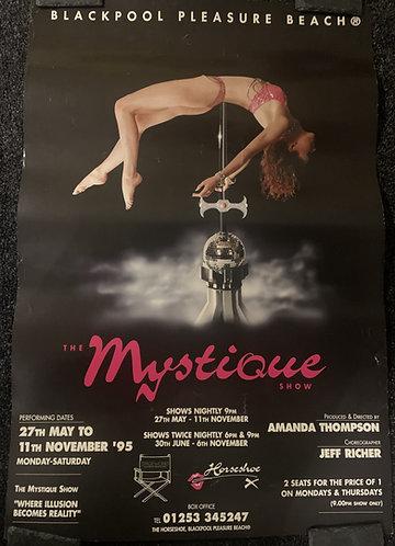 Mystique Show Poster 1998