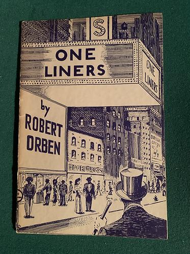 One Liners by Robert Orben
