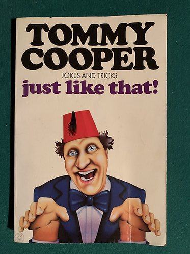 Tommy Cooper's Jokes & Tricks