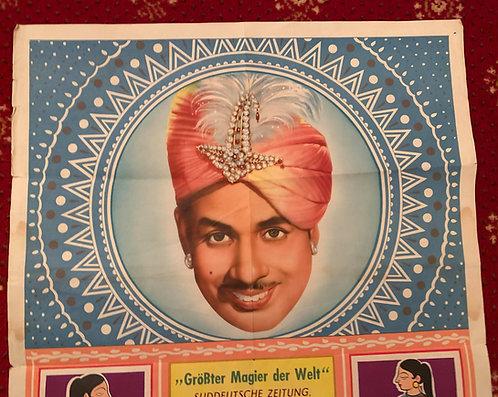 Sorcar - World's Greatest Magician Poster