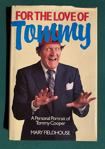 For the Love of Tommy by Mary Fieldhouse