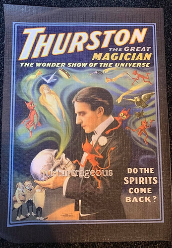 THURSTON: The Wonder Show of the Universe (A3 Canvas Print)