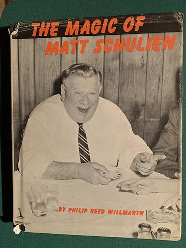 The Magic of Matt Schulien