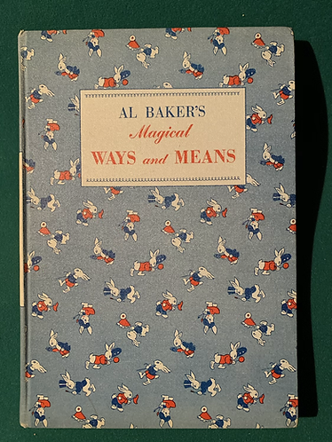 Magical Ways and Means by Al Baker
