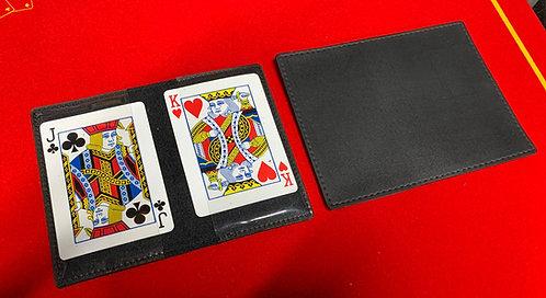 Card Wallets (Deluxe, Fleece Lined)