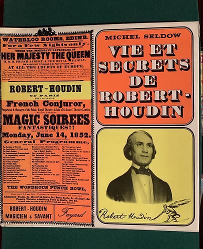 Vie Et Secrets De Robert-Houdin by Michael Seldow