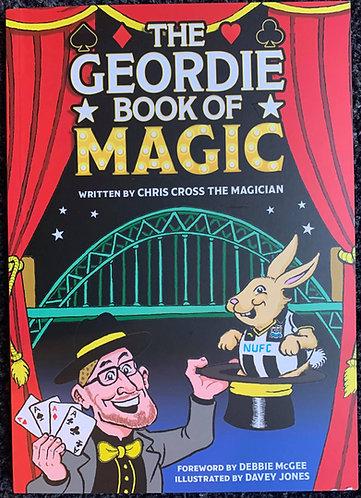 The Geordie Book of Magic by Chris Cross