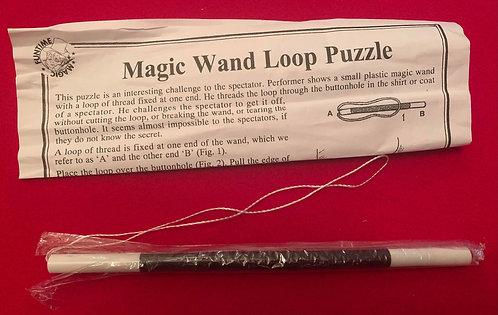 Magic Wand Loop Puzzle