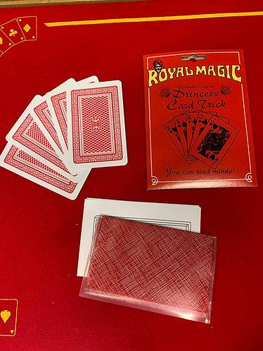 The Princess Card Trick by Royal Magic