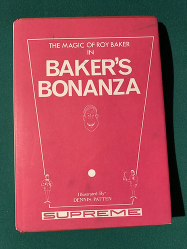 Baker's Bonanza by Hugh Miller / Roy Baker