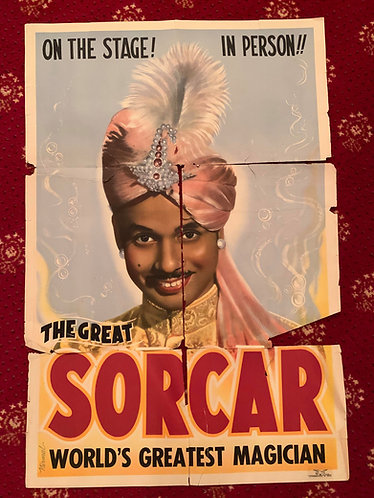 The Great Sorcar Poster