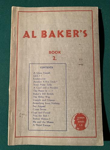 Al Baker's Book 2
