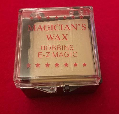 Magician's Wax By Robbin's
