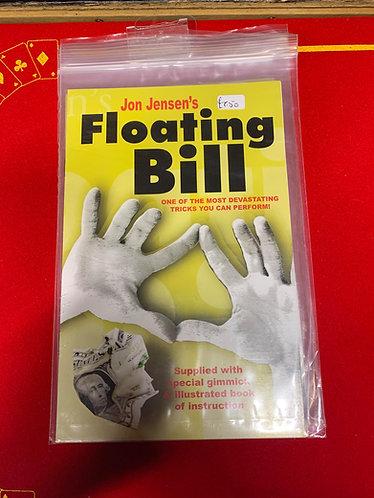 Floating Bill by Jon Jensen