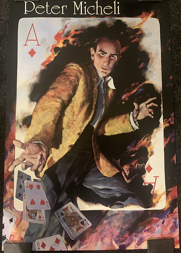 Peter Micheli Promo Poster