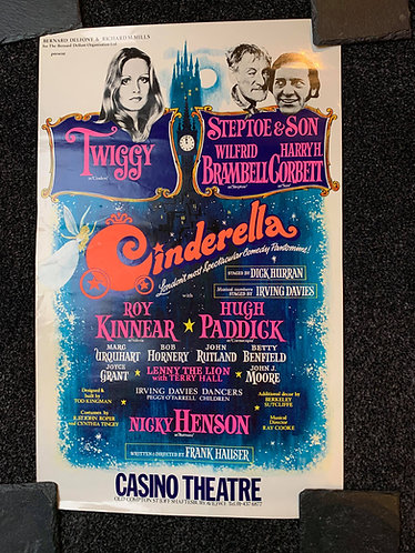 Cinderella with Terry Hall & Lenny the Lion