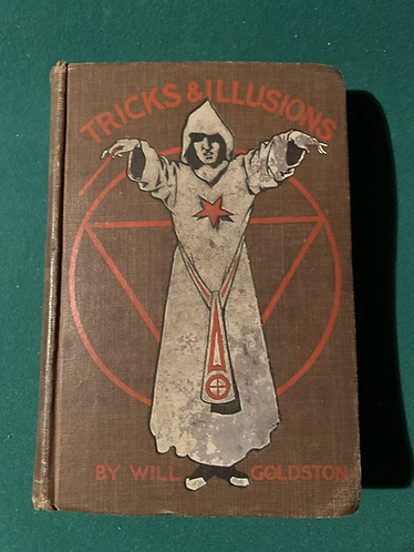 Tricks & Illusions by Will Goldston