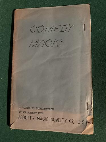 Comedy Magic by Unique / Abbott's