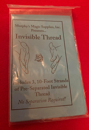 Invisible Thread by Murphy's Magic