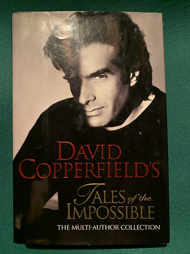 Tales of the Impossible by David Copperfield