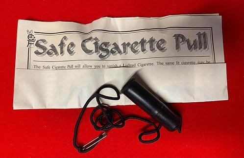 Safe Cigarette Pull
