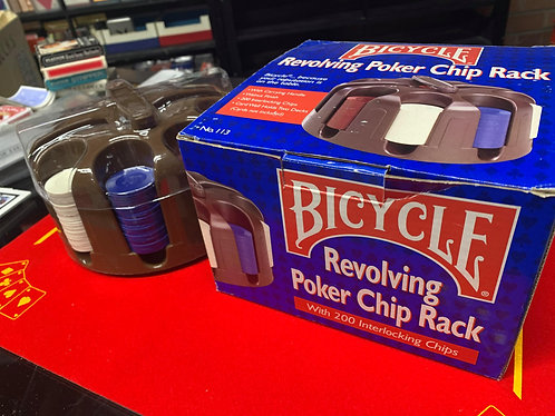 Revolving Poker Chip Rack by Bicycle