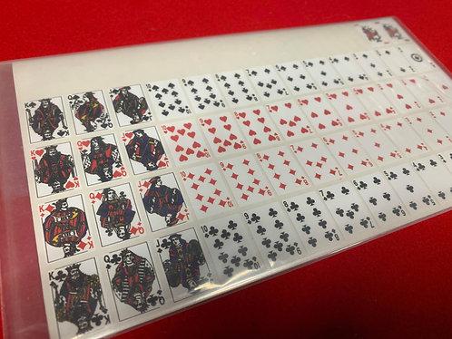 Full Mini Deck of Stickers