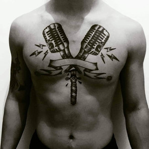 talons aiguilles tattoo piericng -tornio