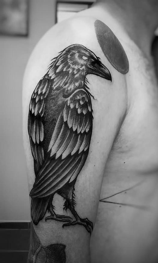 Talons aiguilles tattoo piercing-Rose gu
