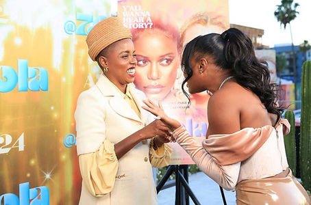 """""""Zola Girls Night Out"""" Premiere Photo Credit Blair Raughley/Invision for A24/AP Images"""