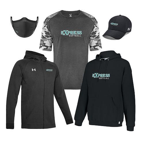 express softball gear