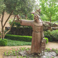 """""""St. Francis of Assisi"""""""