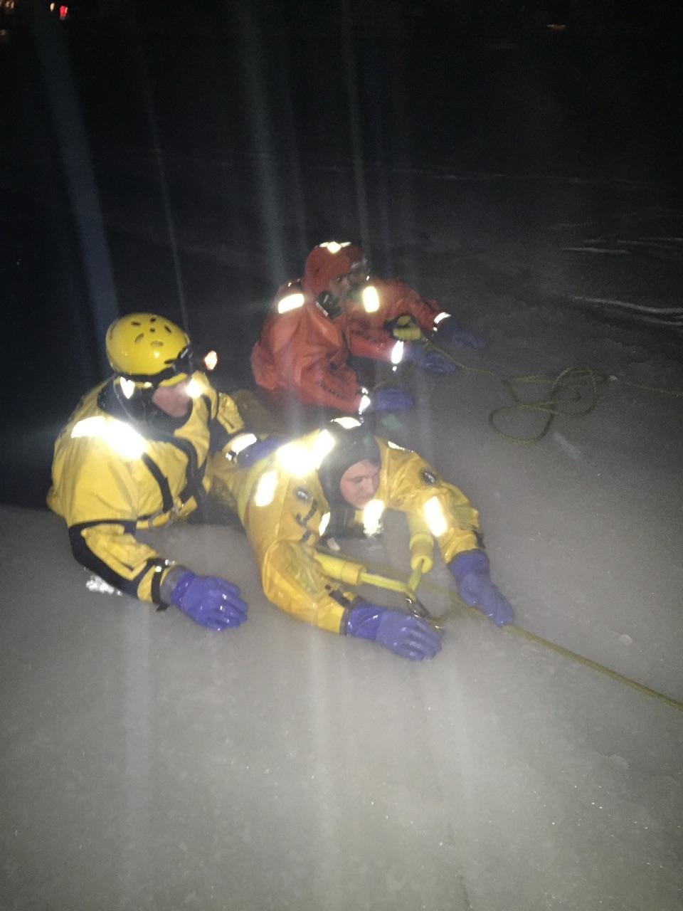 LTFD Ice Rescue Photo 2