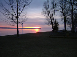 Long Point at Sunrise
