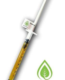 Product Review: Active CBD Gold Oil, 1 Gram Syringe