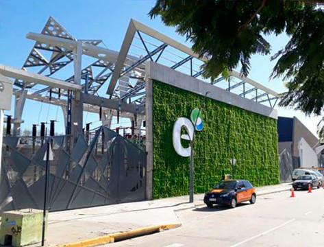 Se inauguró la subestación eléctrica de Edenor en Vicente López