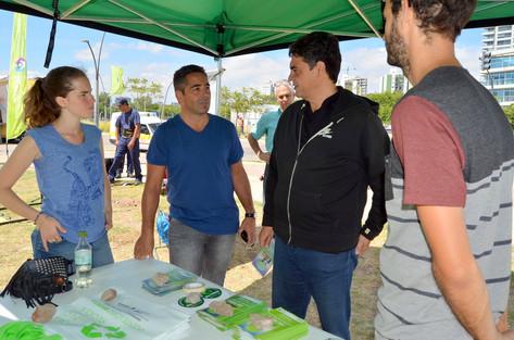 Jorge Macri anunció 1 millón de kilos de residuos reciclados