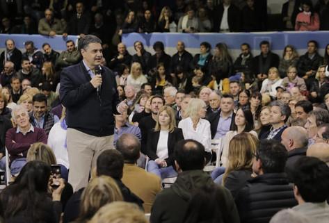 Sigamos avanzando juntos por Vicente López
