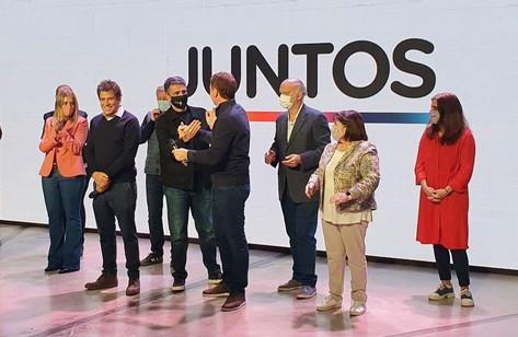 Juntos se impuso en las PASO de Vicente López