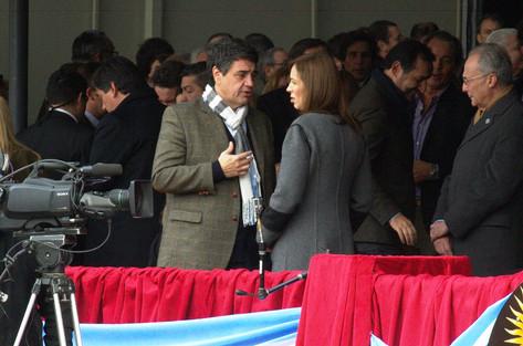 Jorge Macri participó de inauguración de la exposición de la Sociedad Rural Argentina