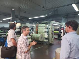 ¡Visitamos a Ecofactory!