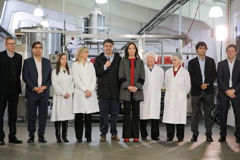 Jorge Macri y María Eugenia Vidal anunciaron beneficios para pequeños comerciantes